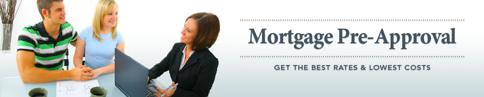 Mortgage Pre-Approval Image